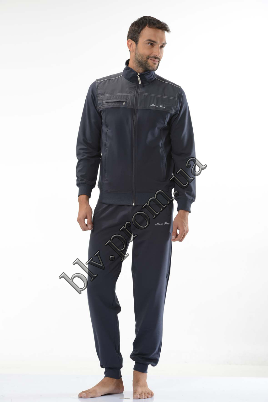 Трикотажний чоловічий спортивний костюм пр-під Туреччина FM14669 Antra