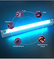 КВАРЦЕВАЯ ЛАМПА до 20м. УФ-лампа Ультрафиолетовый бактерицидный облучатель дезинфектор антисептик ультраф