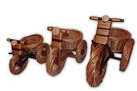 Корзина -цветочник Велосипед(большой), фото 1