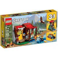 Конструктор LEGO Creator Хижина в глуши 305 деталей (31098)