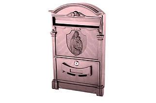 Почтовый ящик Vita - Дева Мария (коричневый) (PO-0023), (Оригинал)