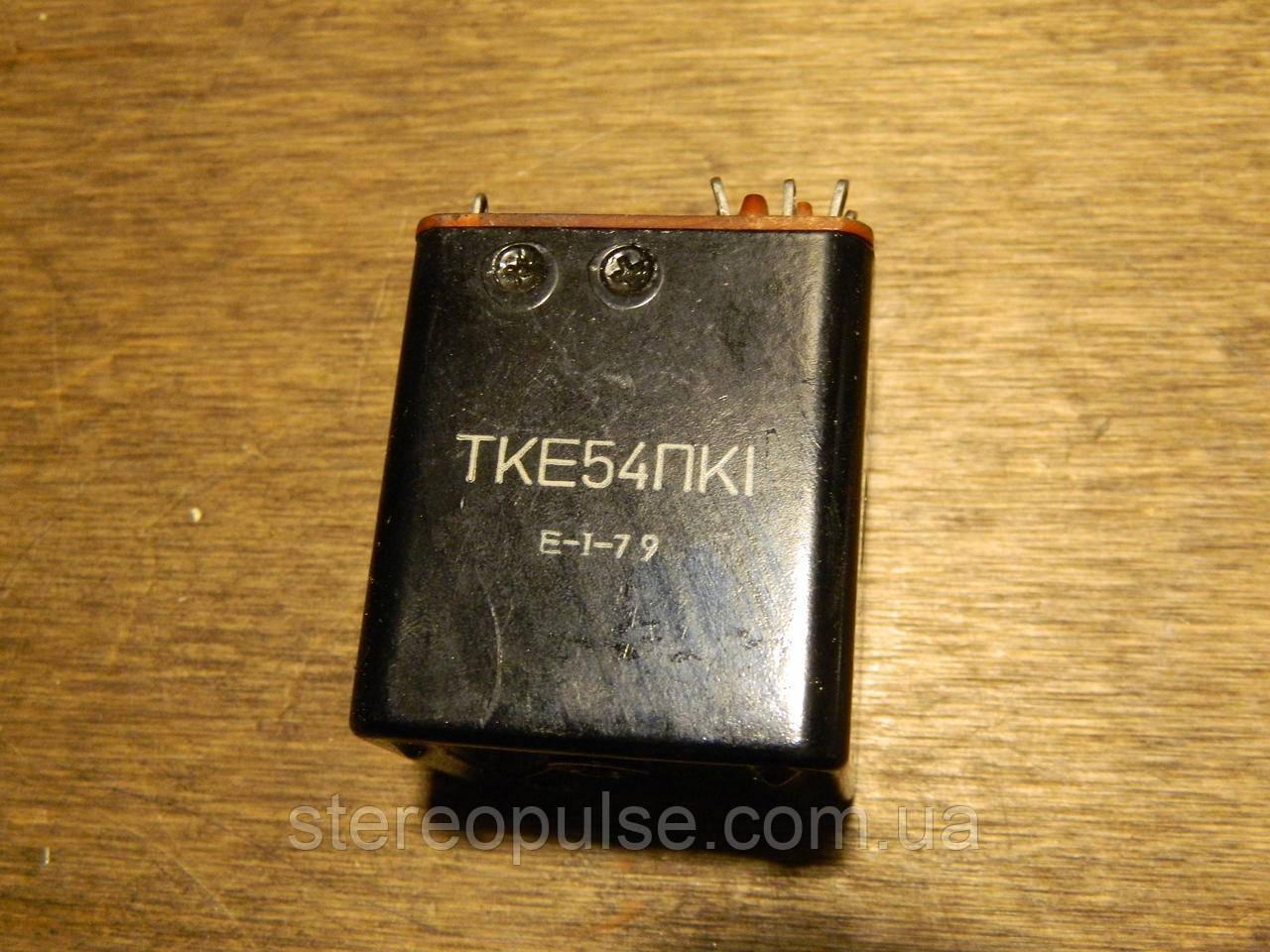 Реле ТКЕ54ПК1  27 В