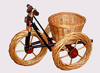 Цветочник подставка Велосипед средний, фото 1