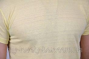 ОПТОМ.Футболка мужская ХЛОПОК (Арт. WS050/11) |  4 шт., фото 2