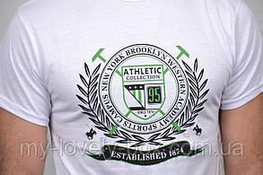 ОПТОМ.Футболка мужская ХЛОПОК (Арт. WS084/2) |  4 шт., фото 2