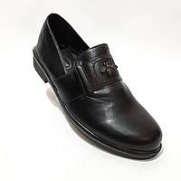 Туфли женские на низком ходу с резинкой красивые модные, фото 1