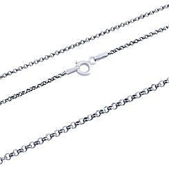 Серебряная цепочка pSilverAlex без камней (0102474) 400 размер