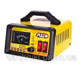 Зарядное устройство PULSO / 10A / 6В-12В / -120 A\ч / ручная рег-ка А, фото 2