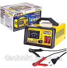 Зарядное устройство PULSO / 10A / 6В-12В / -120 A\ч / ручная рег-ка А, фото 3
