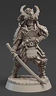 DE- Ruijin Shogun 3D модель для печати