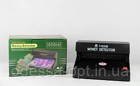 Ультрофиолетовая лампа, детектор валют работающий от сети 101D118AB