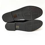 38,39 р. Туфли женские весенние открытые с лаковым носком молодёжные, фото 7
