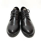41 р. Туфли женские весенние на шнурках, фото 2