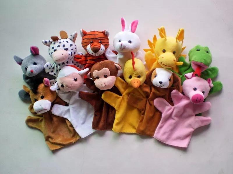Ляльковий  театр 22 см  5 ляльок у наборі