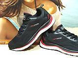 Кроссовки мужские BaaS Trend System - М черно-красные 45 р., фото 7