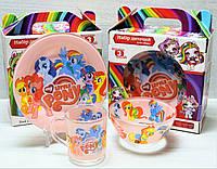 Май Литл Пони Детская посуда My Little Pony