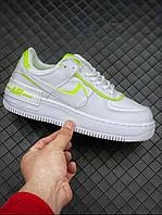 Кеды для девушек , подростков Nike Air Force One Shadow