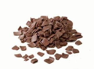 """Декор из молочного шоколада """"Крошка большая"""" 100 г, Callebaut"""