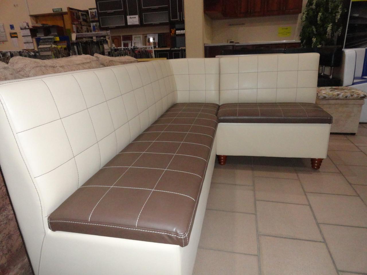 Угловой диван для офиса, кафе, ресторанов, клиник, рецепции, ночных клубов