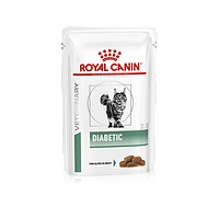 Royal Canin Diabetic Feline паучи диета для кошек при сахарном диабете 100 г