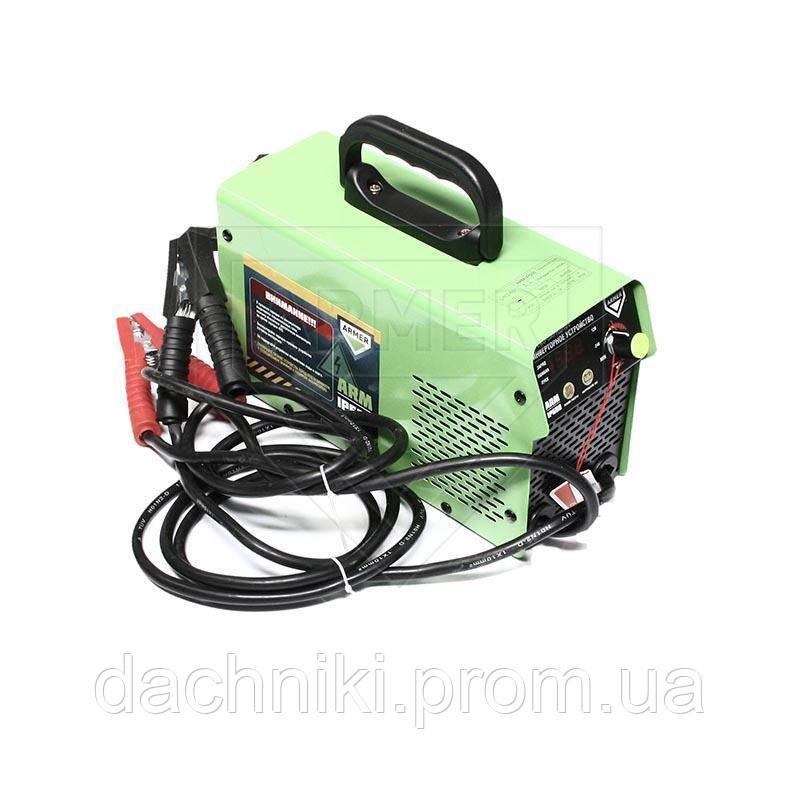 Пуско-зарядний інверторне прис. ARMER 80A / 12В-24В / старт - до 800А