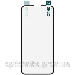 Гибкое защитное стекло SKLO Nano (тех.пак) для Samsung Galaxy S10e
