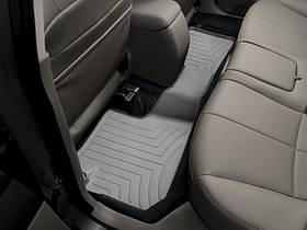 Ковры резиновые WeatherTech Subaru Impreza 2008-2014  задний серый