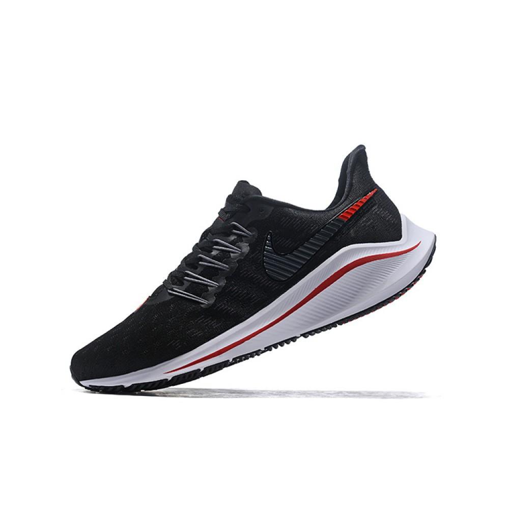 Кроссовки Nike Air Zoom Vomero 14 Black White Red черные мужские