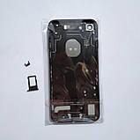 Корпус Novacel для Apple iPhone 7 Jet Black, фото 2