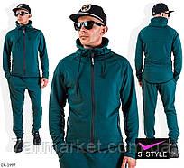 """Спортивный костюм мужской двухнитка мод. 43 (L, M, XL, XXL) """"ANGELO"""" недорого от прямого поставщика"""
