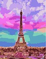 Картина за номерами Місто мрій 35х45см Rosa 517863