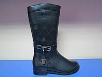 Распродажа!Демисезонные сапоги/ботинки для девочки тм Arial 32р(20.5см стелька)