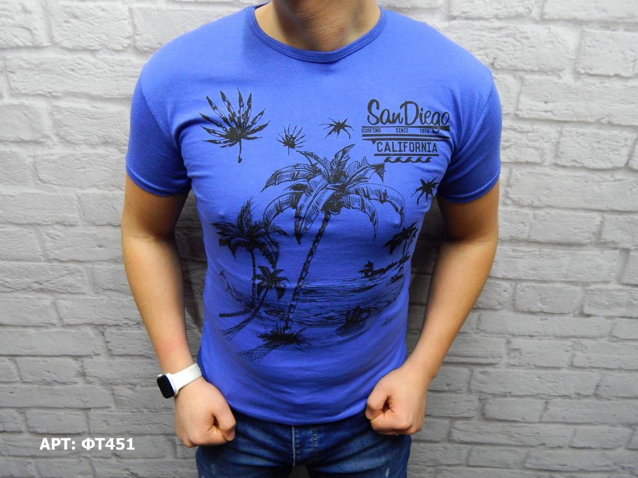 Чоловіча футболка Розміри: M/L (маломерят на розмір)