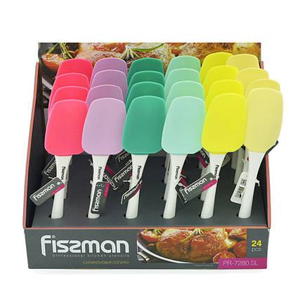 Лопатка кухонная 165 мм Fissman 7280, фото 2
