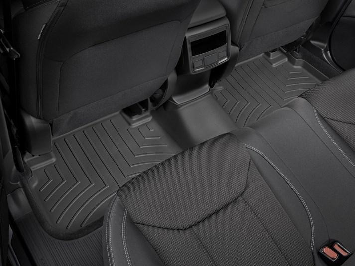 Ковры резиновые WeatherTech Subaru Forester 2019+  задний черный