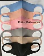 Маска -питта,многоразовая без шва, фото 1