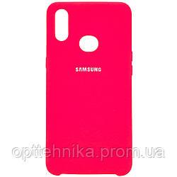 Чехол Silicone Cover (AA) для Samsung Galaxy A10s