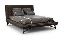 Кровать -ВИТ- Кровать с мягким изголовьем.