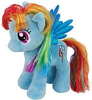 Мягкая игрушка My Little Pony Радуга Rainbow Dash (Мой маленький пони) 16 см 00025