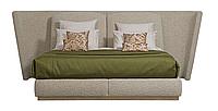 Кровать -СИС- Кровать с мягким изголовьем., фото 1