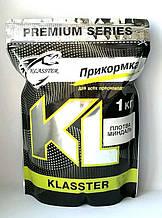 Рыболовная прикормка KLASSTER PREMIUM Плотва-Миндаль, 1кг