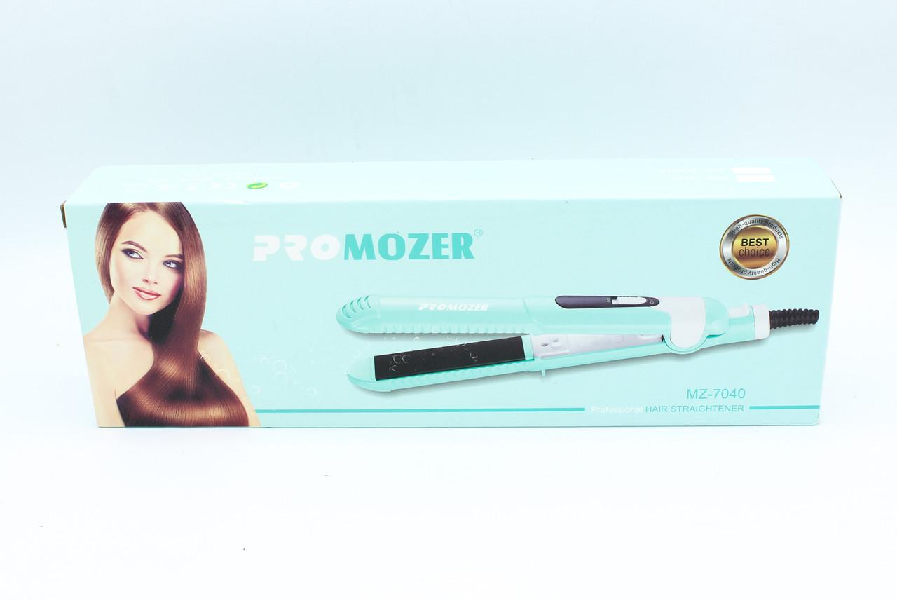 Утюжок щипцы для волос ProMozer Mz-7040