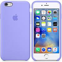 Чехол накладка Silicone case iPhone 6/6S Viola