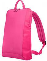 Рюкзак для ноутбука 13 дюймов Tucano розовый на 10л