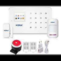 GSM сигнализация G-18 G18 KERUI Керуи Premium + морозоустойчивость АКЦИЯ (комплект 5м)