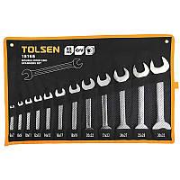 Набор рожковых ключей  Tolsen 12 шт. (15165), фото 1
