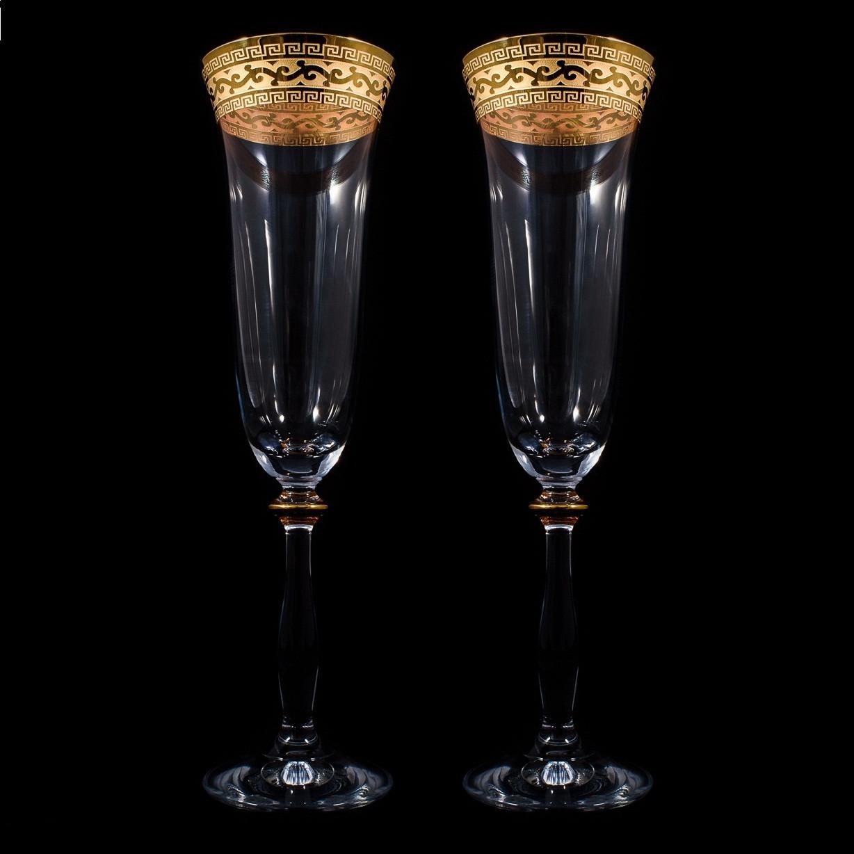 """Свадебные бокалы """"Versace"""", арт. CD203-51"""