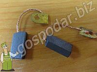 Щетки к электродвигателю сепараторов СЦМ 80 пара (комплект)