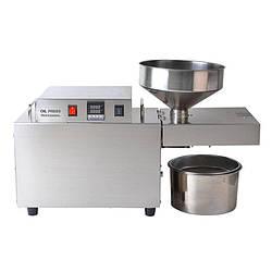 Шнековый маслопресс Oil Extractor OP-S10  пресс для холодного отжима масла