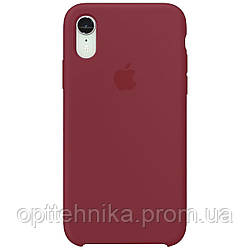 "Чехол Silicone Case (AA) для Apple iPhone XR (6.1"")"